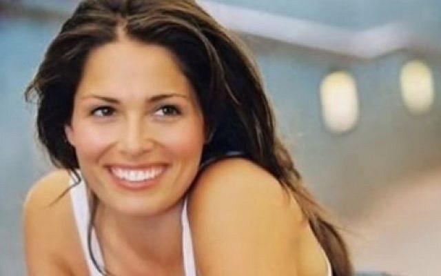 7th Heaven actress Sarah Goldberg (photo credit: Youtube screenshot)