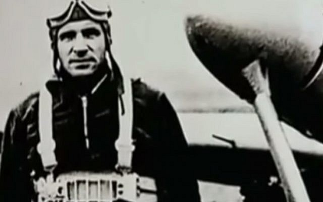 'Butcher of Riga' Herbert Cukurs was a nationally celebrated aviator prior to joining a killing squad during the Holocaust. (YouTube screenshot)