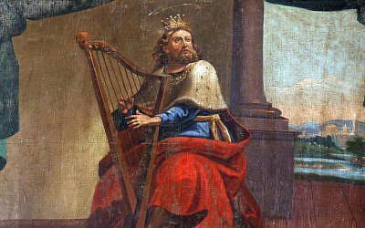 King David image via Shutterstock.