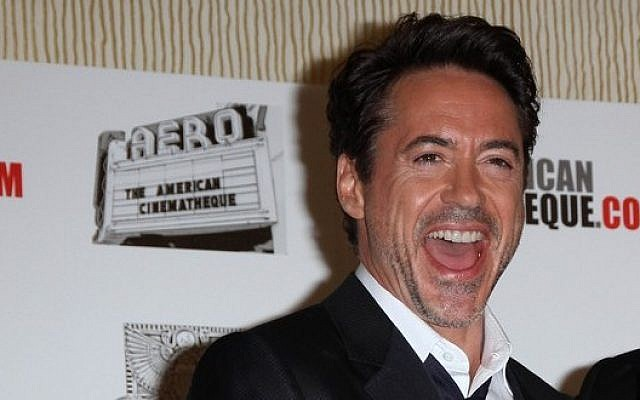 Robert Downey, Jr. (photo credit: s_bukley / Shutterstock.com)