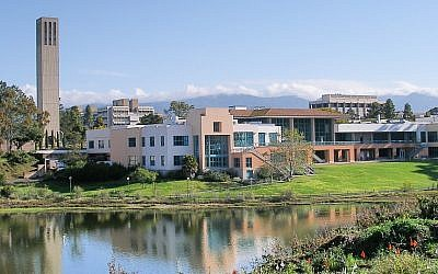 The University of California, Santa Barbara. (Photo credit: CC-BY-SA Coolcaesar/Wikimedia Commons)