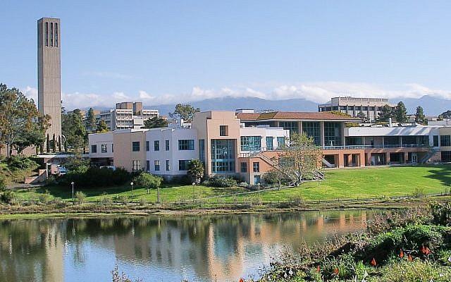 The University of California, Santa Barbara. (Photo credit: CC-BY-SA Coolcaesar/Wikimedia Commons)