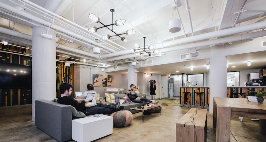 Tel Aviv Entrepreneurs To Get 3 Wework Office Sites The