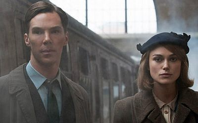 Kiera Knightly plays Alan Turing's mathematical genius fiancee. After the war Turing was prosecuted by the UK government in 1952 for illegal homosexual acts. (courtesy)