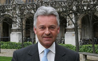 Sir Alan Duncan (courtesy)
