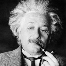 Albert Einstein (photo credit: AP-PHOTO)
