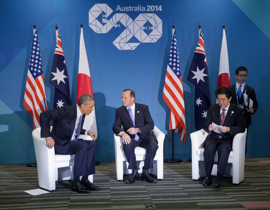 Us Moves To Bolster Security Ties With Japan Australia The Times