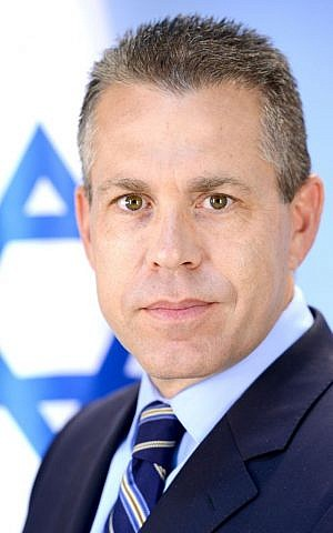 Gilad Erdan. (photo credit: Kobi Gideon/GPO/Flash90)