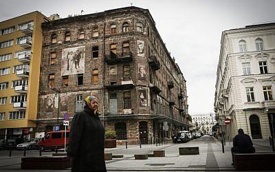 File: Illustrative photo of Warsaw, Poland. (Miriam Alster/FLASH90)