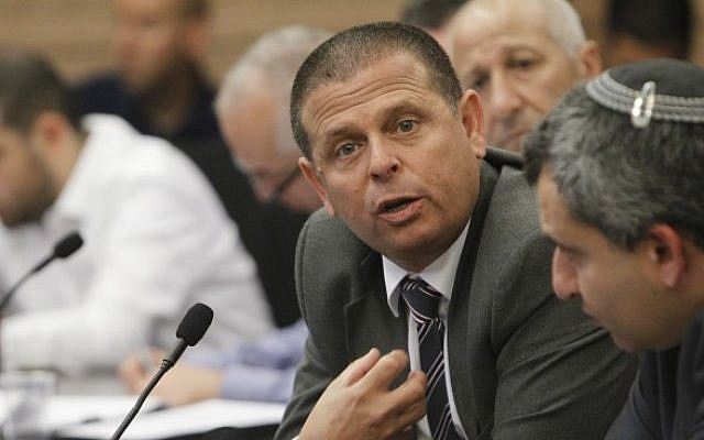 Zionist Union MK Eitan Cabel. (Miriam Alster/Flash90)