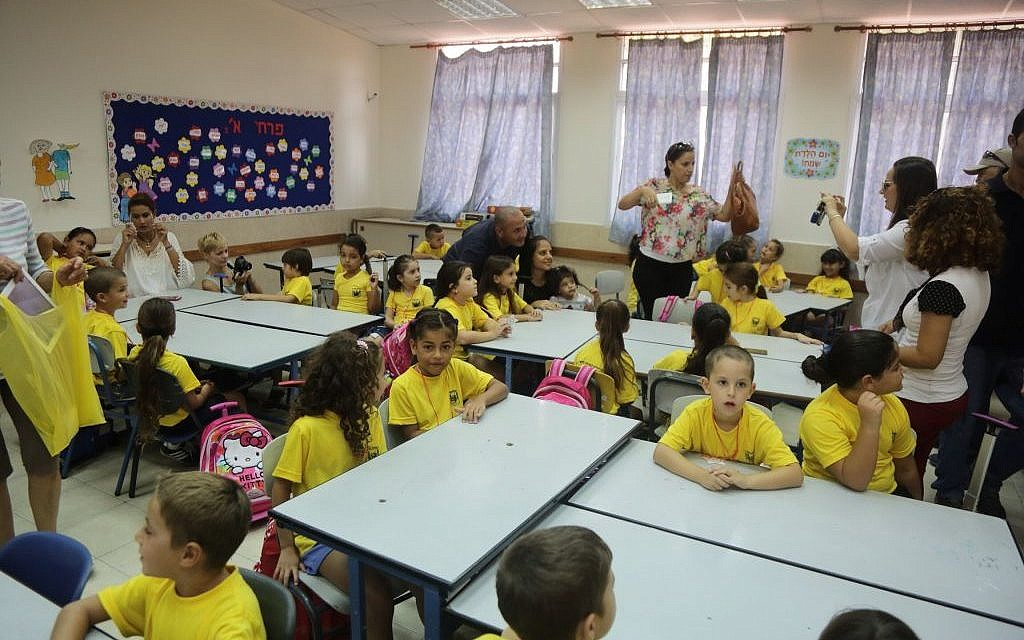 Ashkelon reportedly to let Arab workers finish kindergarten shelters | The  Times of Israel