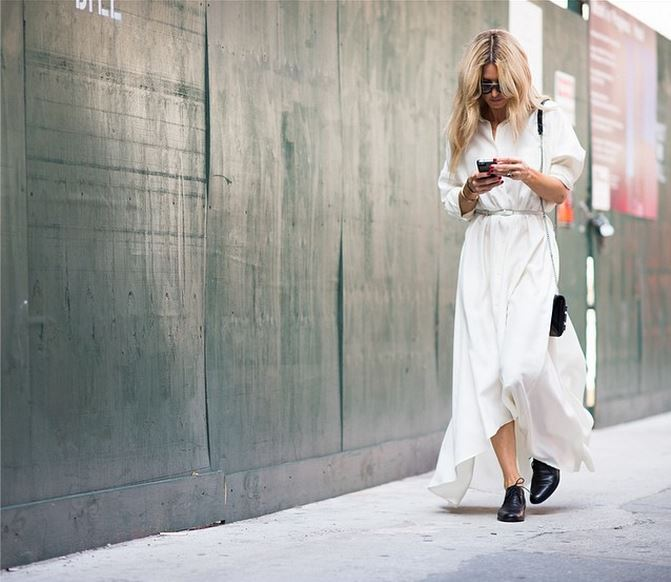 Modest does not have to mean frumpy, says Adi Heyman. (courtesy)
