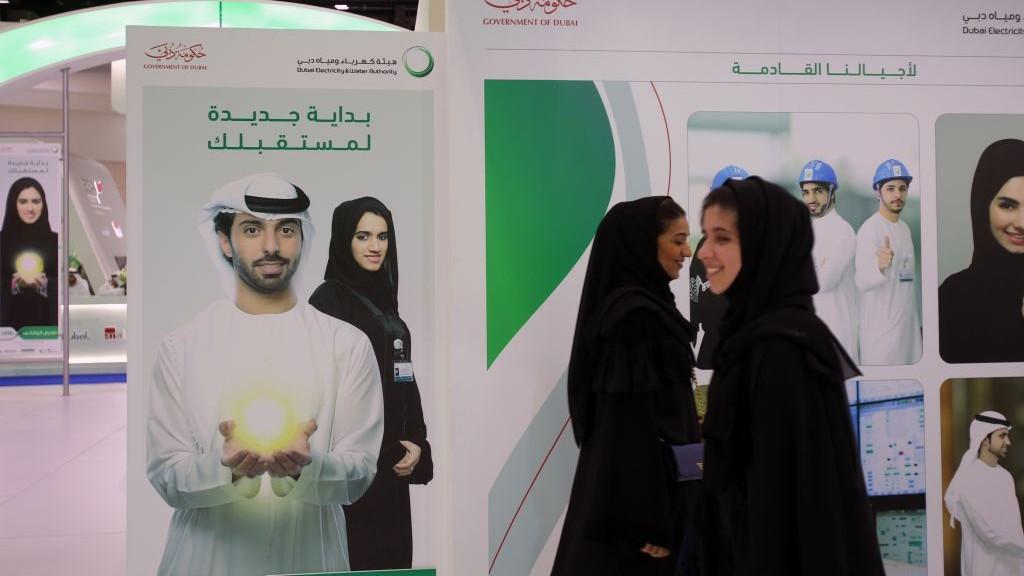 D Exhibition Jobs In Dubai : Despite wealth gap ordinary emiratis ride uae gravy train