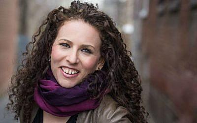 Sarah Wildman, the author of 'Paper Love' (Kate Warren/JTA)