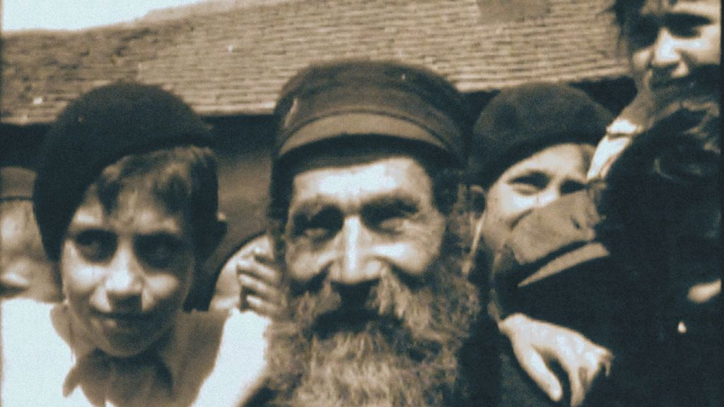 Shtetl life pre-WWII as seen in a Polish home movie circa 1920s-30s. (From the Archives of the YIVO Institute for Jewish Research, New York)