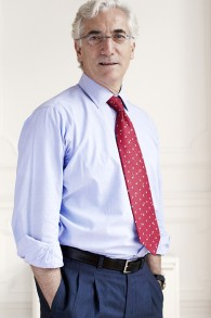 Sir Ronald Cohen, the founder of venture capital group Apax Partners, who is commonly referred to as the 'Father of Social Investment.' (courtesy SFI)