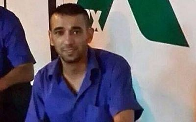 Yusuf Hassan al-Ramouni, the Egged bus driver found dead on November 16, 2014 (photo credit: Facebook)