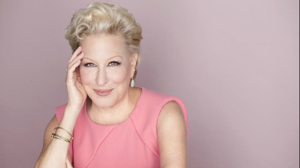 Army brat Bette Midler on her Hawaiian youth's synagogue. 'The Jews used the building on Fridays and Saturday and the Christian Scientists used it on Sundays/' (courtesy)