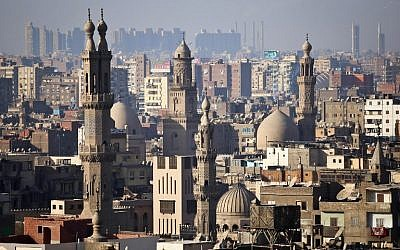 Many alleged victims of forex and binary options fraud may reside in Cairo, according to Giambrone. (Photo credit: AFP/ Mohamed el-Shahed