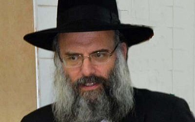 The late Rabbi Mosheh Twersky, murdered in last week's Jerusalem synagogue terror attack (photo credit: Sharon Altshul)