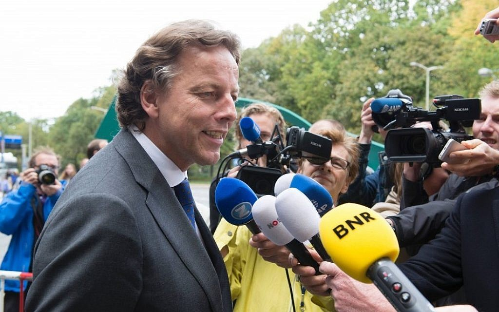 Dutch Foreign Minister Bert Koenders (Photo credit: Courtesy of the Dutch Government)