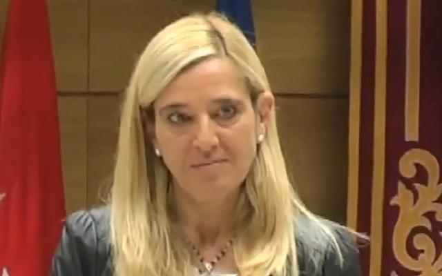 Mariola Vargas (screen capture: YouTube/CanalLaVoz)