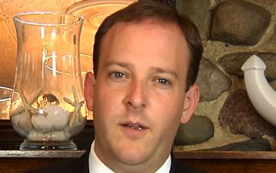 US Representative Lee Zeldin (R-New York) (screen capture: YouTube/TeamBoehner)
