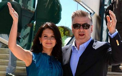 Alec Baldwin and his wife, Hilaria Photo credit: Thomas Georges Biard/CC-BY-SA-3.0)
