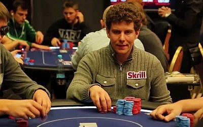 Professional poker player Ari Engel says he doesn't gamble. (YouTube screenshot)