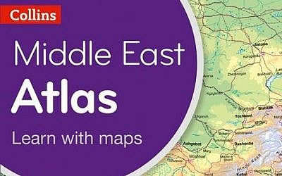 Collins Middle East Atlas