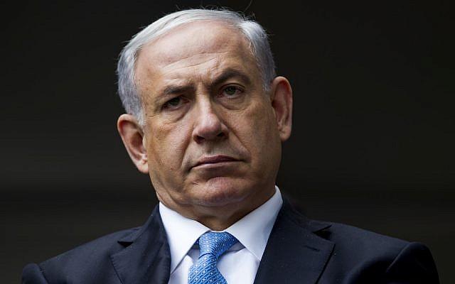 PM Netanyahu in Jerusalem, November 05, 2014 (photo credit: Miriam Alster/Flash90)