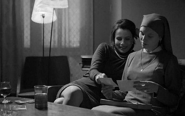 'Ida' stars Agata Trzebuchowska, right. (photo credit: JTA)