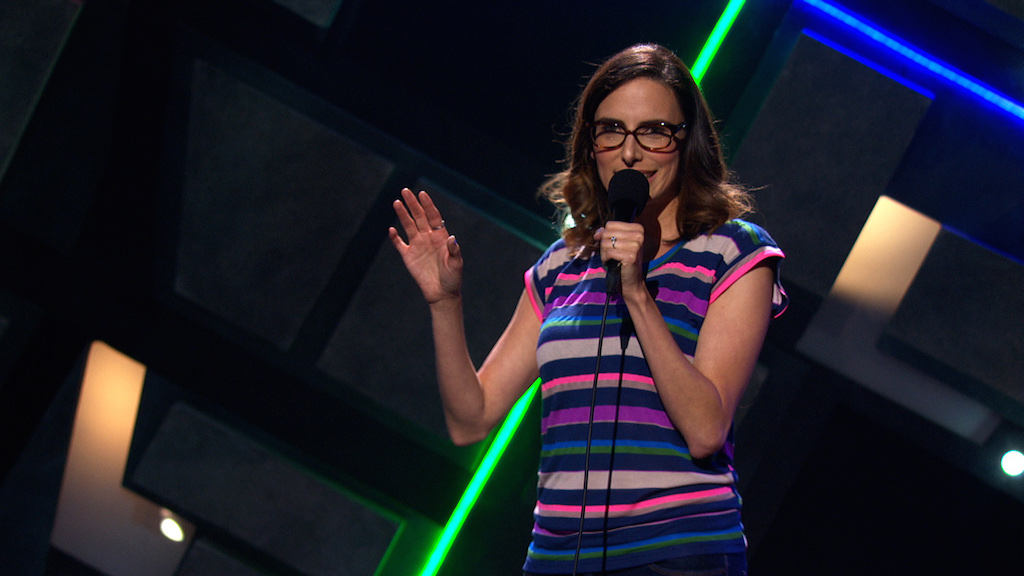 At 39, Jessi Klein is a self-described lifetime comedy nerd. (Comedy Central, CC.com)