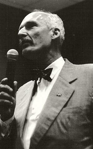 Janusz Korwin-Mikke (photo credit: Mohylek / Wikipedia)