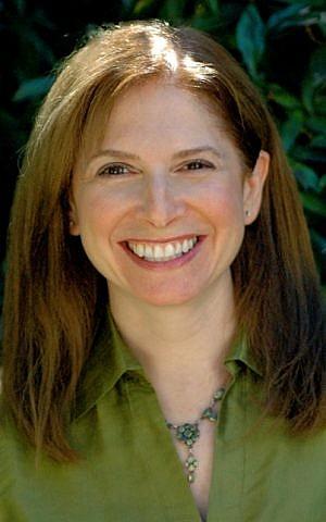 Rabbi Naomi Levy, Nashuva (Jill Eshman/JTA)