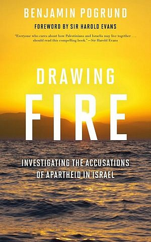"Book cover of ""Drawing Fire"""
