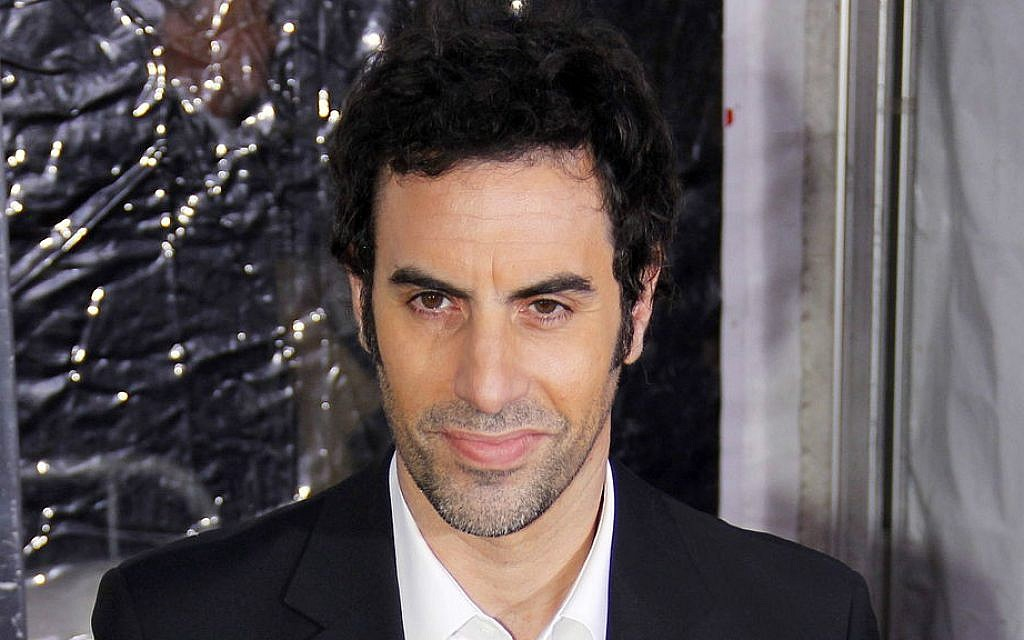 Sacha Baron Cohen  (Photo credit: Joella Marano /CC-BY-SA-2.0)
