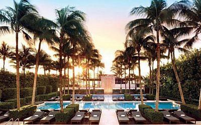 The Setai Miami Beach hotel (courtesy)