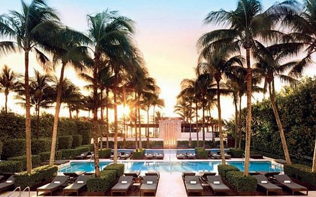 The Setai Miami Beach hotel (courtesy)