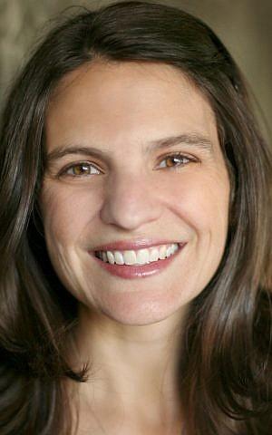 Rabbi Sharon Brous, Ikar (Courtesy of Ikar/JTA)