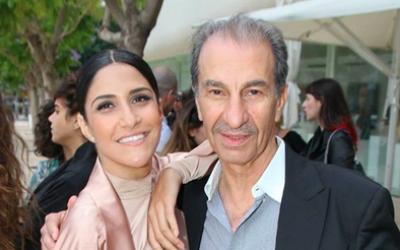 Magi Azarzar and Sasson Gabbai, two of the stars in HOT's new drama, 'Betoolot' (Courtesy 'Betoolot')