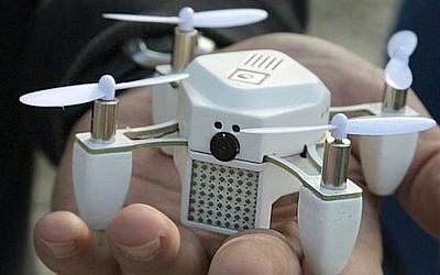 Zano Nano-Drone (Photo credit: Courtesy)