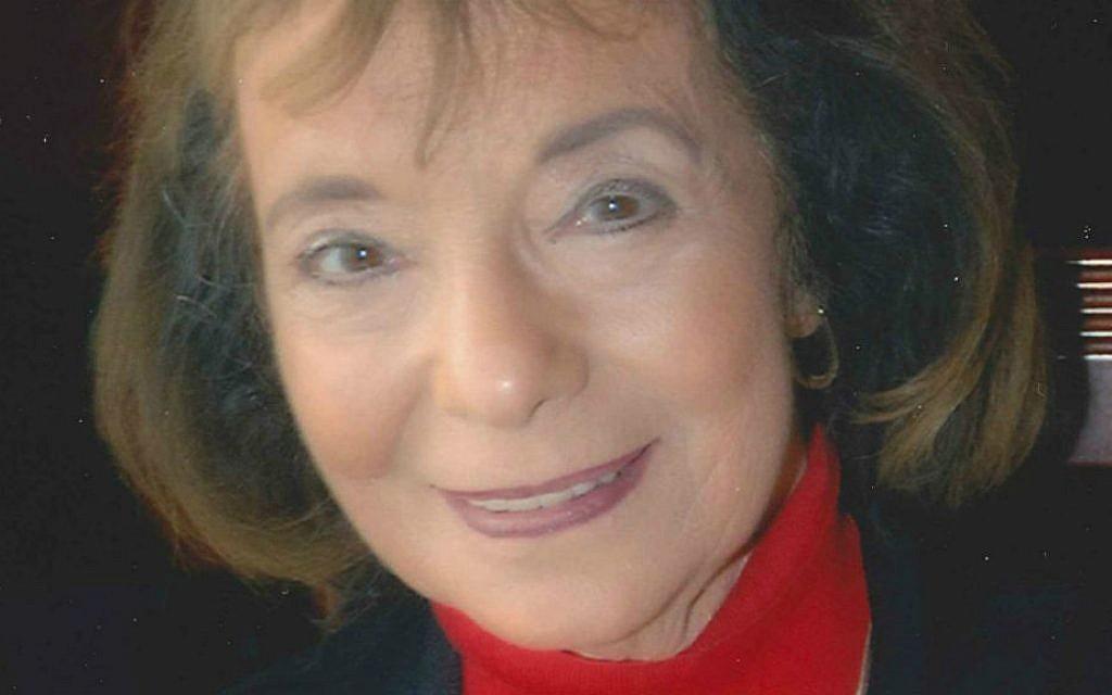 Carolyn Starman Hessel (Courtesy Jewish Book Council)