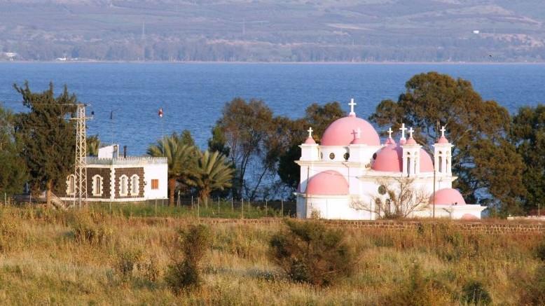 The Church of the 12 Apostles (photo credit: Shmuel Bar-Am)