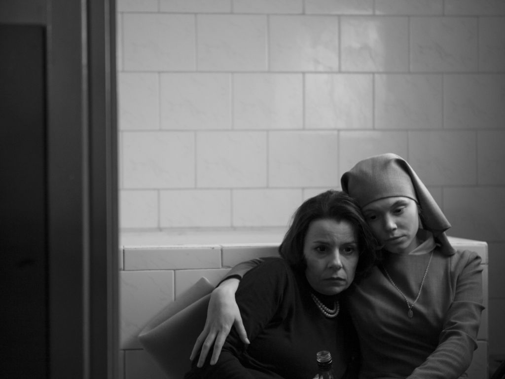 The Polish language film 'Ida,' the story of a young woman on the verge of becoming a nun who discovers she is Jewish, is atop many critics' best of the year polls. (courtsey Music Box Films)
