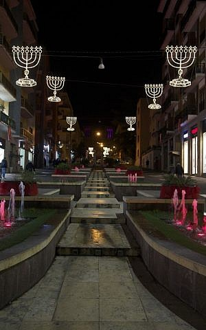 Cosenza is one of many Italian towns that are reclaiming and heralding its historic Jewish ties. (Mario Tosti)