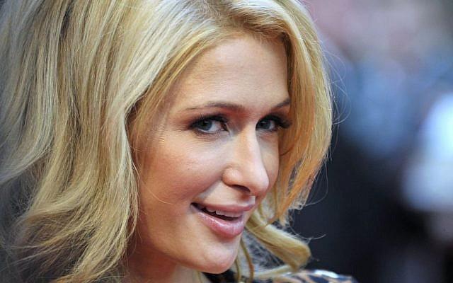 "American socialite Paris Hilton. (Photo credit: a href=""http://www.shutterstock.com/pic-166543106/stock-photo-moscow-november-paris-hilton-visits-quot-june-quot-shopping-mall-near-moscow-to-unveil-her.html?src=Cf7D-kK8SQAknhI_zAXOJg-1-0"" rel=""external"">Paris Hilton image via Shutterstock)"