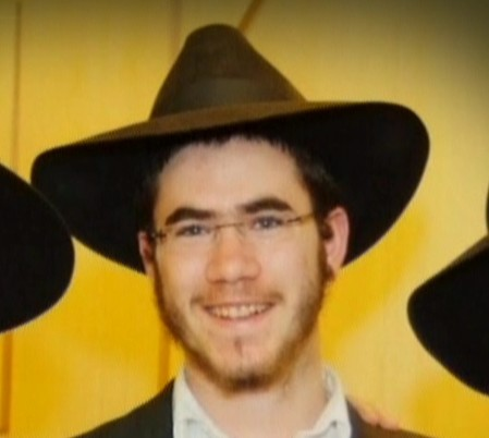 Levi Rosenblat, an Israeli man who was stabbed in New York on Tuesday, December 9, 2014. His assailant was killed by police. (screen capture: Channel 2)