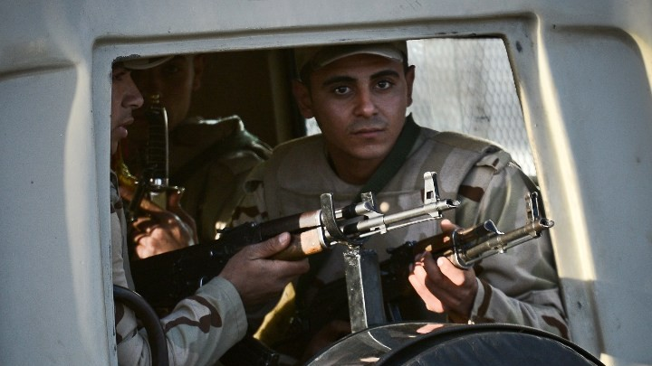 Human Rights Watch accuses Egypt, Sinai militants of war
