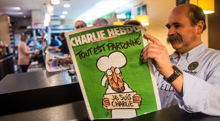 German Paper Apologizes For Fake Charlie Hebdo Anti Semitic Cover The Times Of Israel